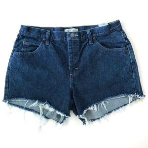 Vintage Rider by Lee High Waist Cutoffs Shorts